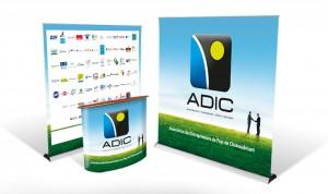 Adic stand