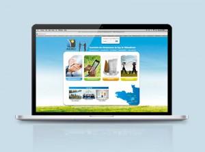 Adic site web