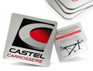Castel carrosserie invitation