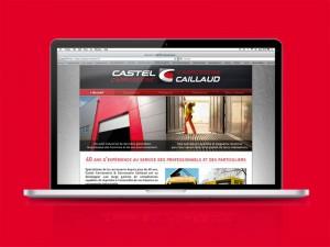 Castel Carrosserie Site web