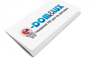 Dom&lux carte de visite