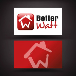 Better watt logo carte de visite