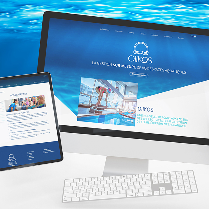 Digital et numérique - Site web d'Oiikos