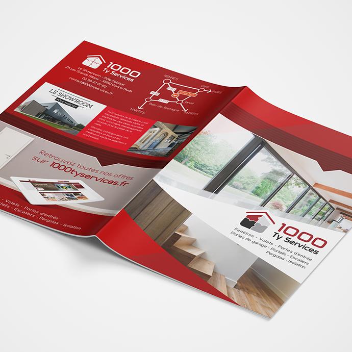 Édition - Brochure 1000ty Services