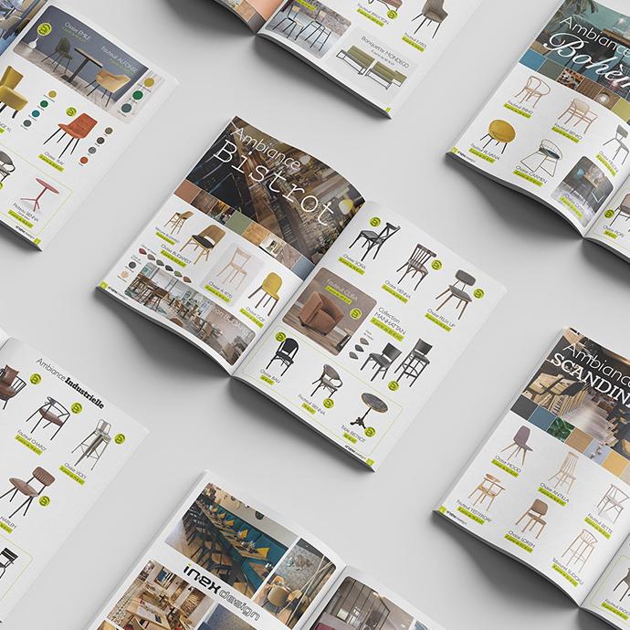 Édition - Catalogue Inex Design