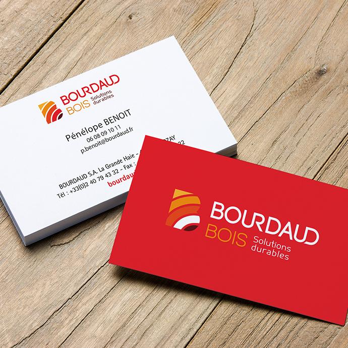 Identité - Carte de visite - Bourdaud