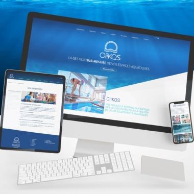 WebDesign - Oiikos